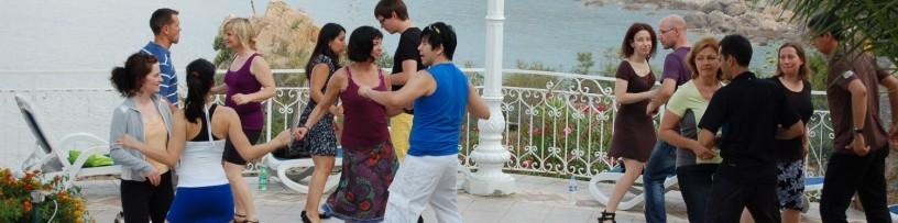Salsa mit Humberto