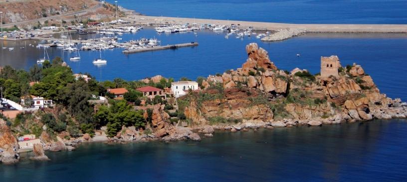 Hier ein Blick direkt auf die Villa Ester